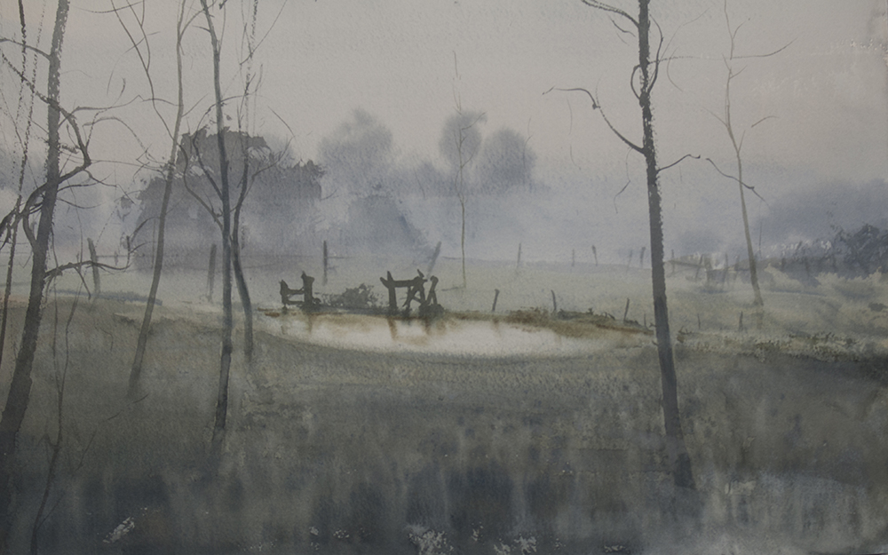 Chan_Dissanayake_Morning_Light_53cm_x_73cm_Watercolour